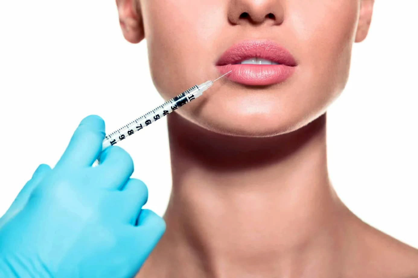 удалить филер из губ